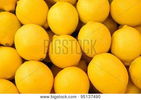 neatly folded lemons