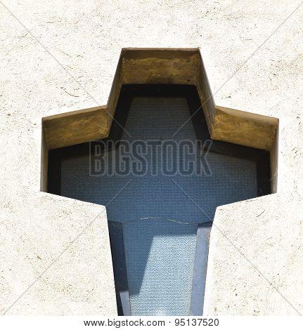 Samarate Cross Church Varese Italy