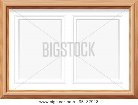 Picture Frame Two In One