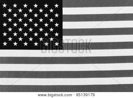 Stars and Stripes flag of the United States Of America
