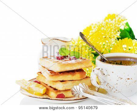 Nice Sunny Breakfast
