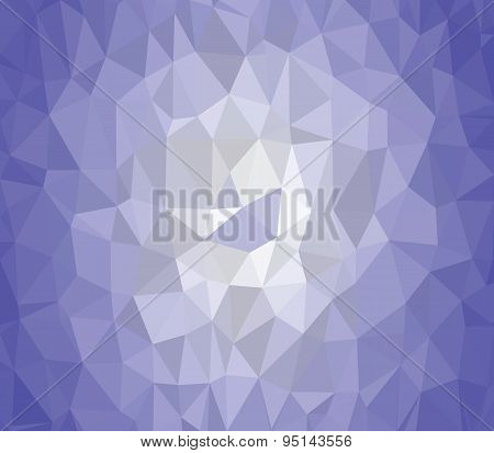 polygonal abstract background vector illustration design