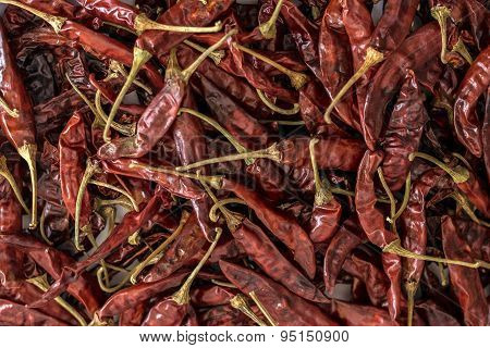 Dried Red Chilles