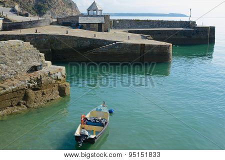 Charlestown Harbour, Cornwall, England