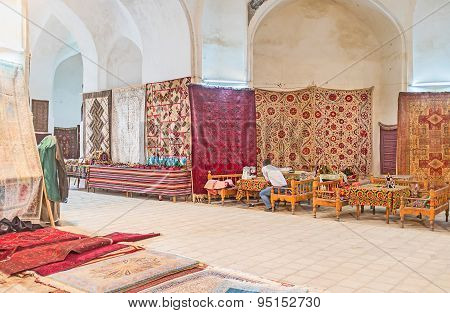 The Hand Made Carpets