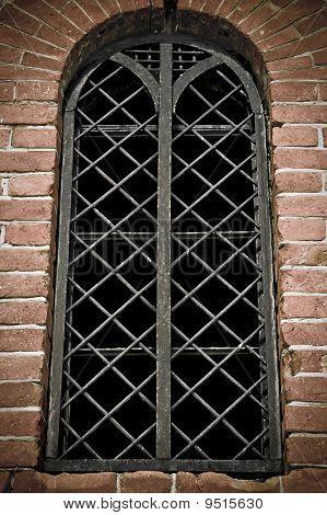 Trellised Window