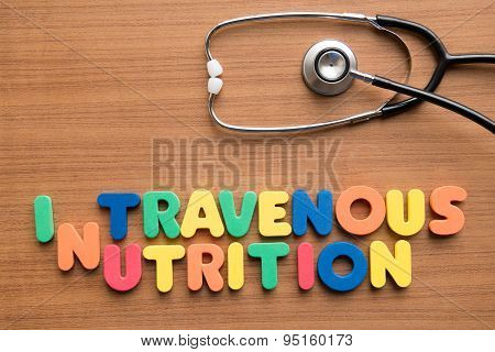 Intravenous (iv) Nutrition