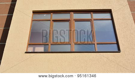 Big Pvc Window
