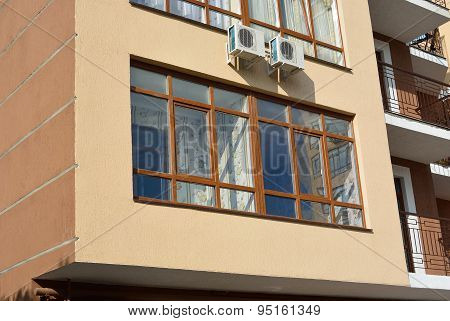 Glazing Loggia