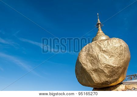 Golden Rock