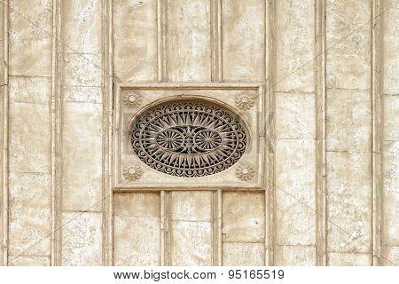 Wall Ventilation Opening