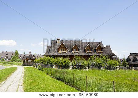 Rejka, Stylish Villa In Zakopane, Poland
