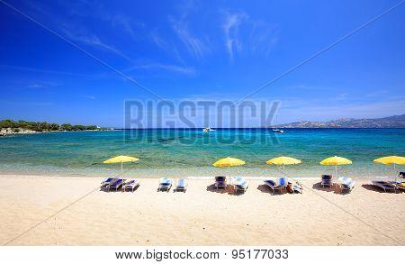 Mannena Beach / Barca Bruciata
