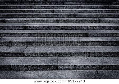 Granite Stairs Steps