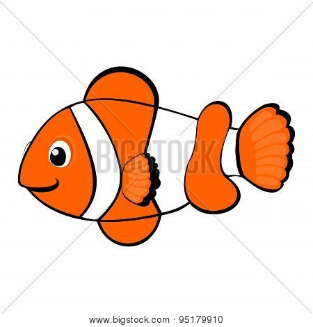 Clown Fish-