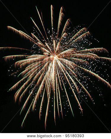 Starry Fireburst