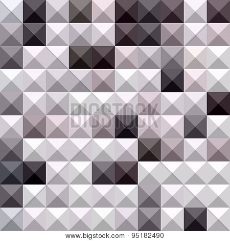 Davy Gray Abstract Low Polygon Background