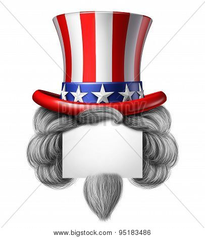 American Hat Sign
