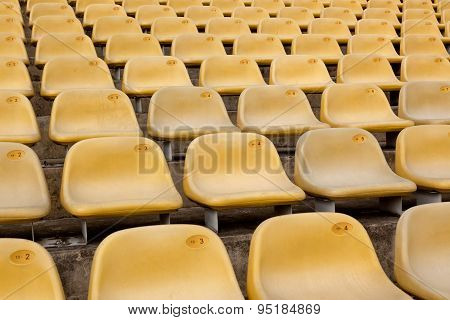 Symmetrical Seats