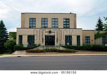 Petoskey City Hall