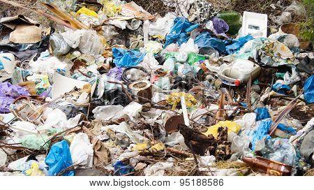 Lot of garbage