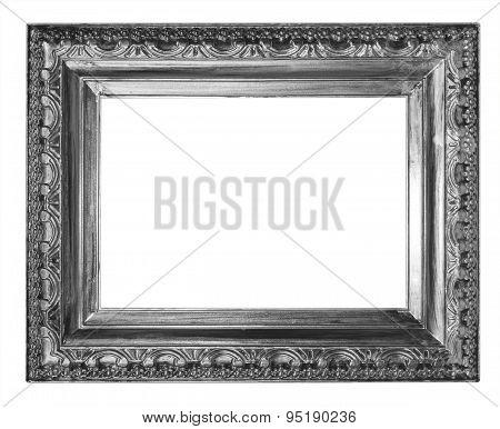 Old Antique Black Frame