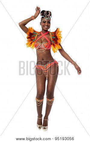 It's Carnival Time, Lets Dance