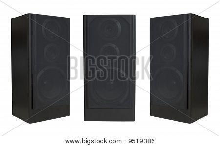 Set Of Speakers