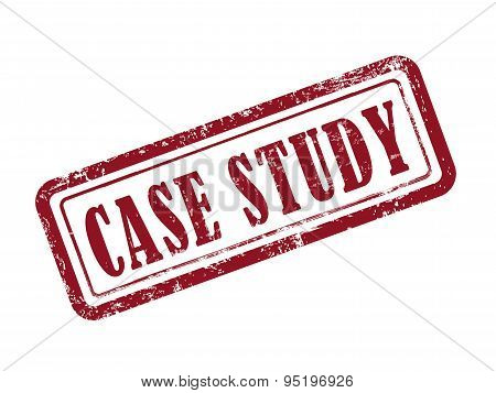 Stamp Case Study In Red