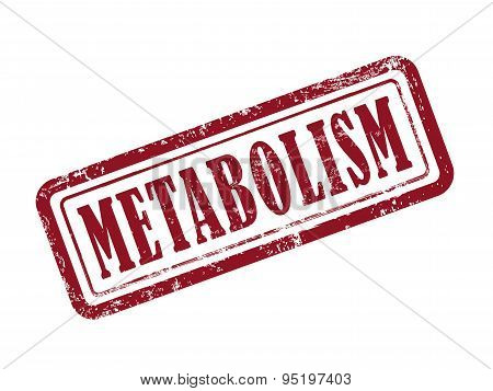 Stamp Metabolism In Red
