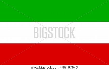 Nordrhein-westfalen Flag.