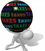 Taxpayer Under Large Unfair Tax Burden