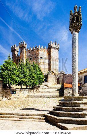 Penedono Castle, Beira Province, Portugal
