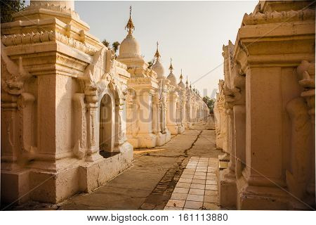 Shrines of the