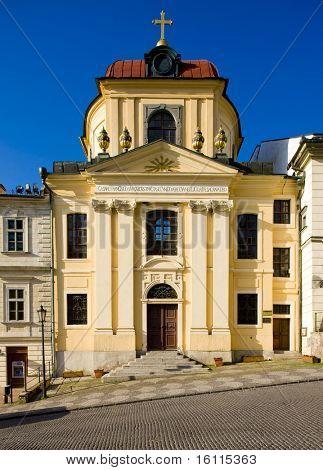 Evangelical Church, Banska Stiavnica, Slovakia