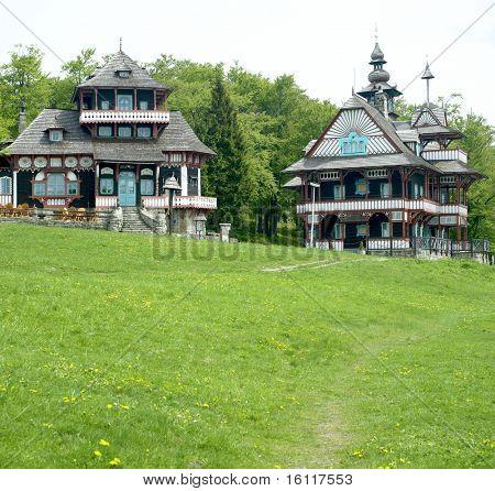 Pustevny, Beskydy, Czech Republic
