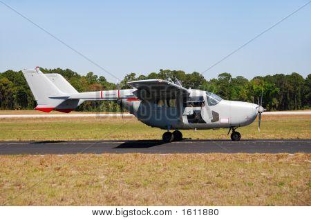 Vintage Military Warbird
