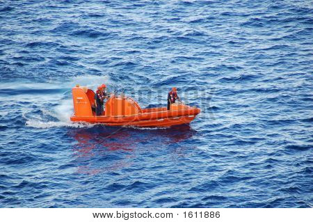 Ocean Rescue Operation