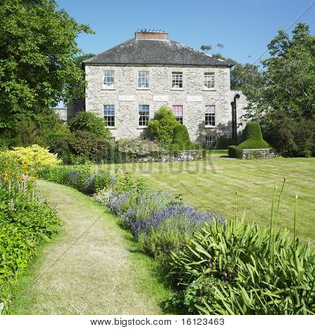 Kilmokea Gardens, County Wexford, Ireland