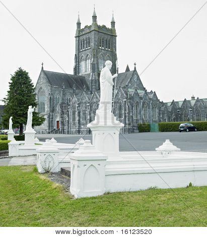 Mt Melleray Cistercian Abbey, County Waterford, Ireland