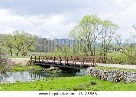 bridge, Bosnia and Herzegovina