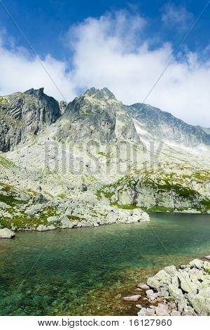 Five Spis Tarns, High Tatras (Vysoke Tatry), Slovakia
