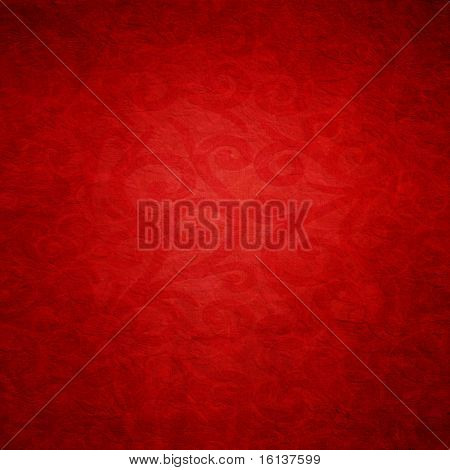 red texture background