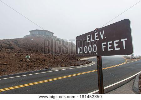 Haleakala Volcano National Park
