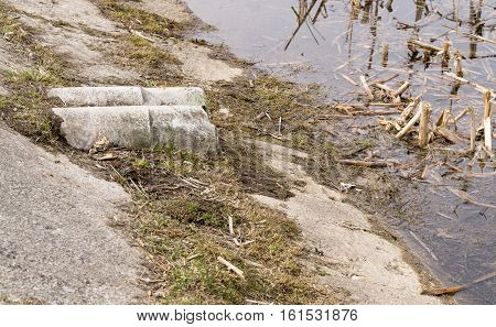 Water Pollution Sewer