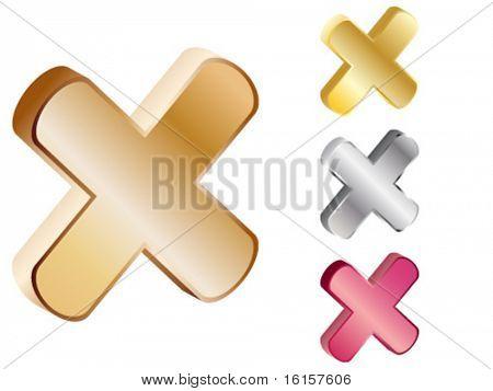 x icons