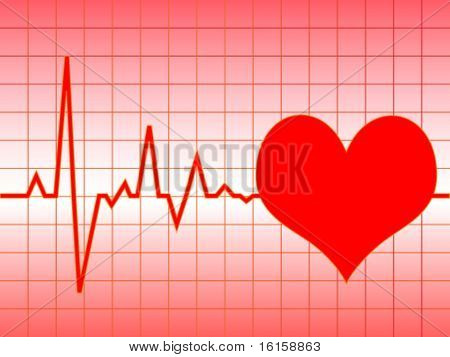 heart pulse illustration