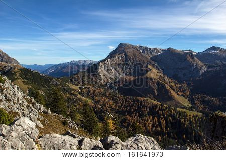 Jenner (mountain) / The Jenner is a 1874 meter high mountain