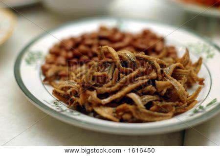 Anchovies And Peanuts