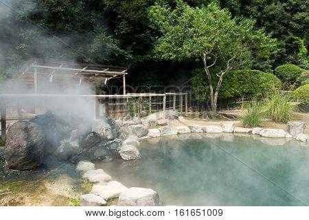Sea Hell in Beppu